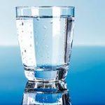 Água bem tratada