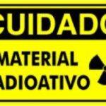 Vazamento de material Radioativo