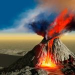 Ativando um vulcão