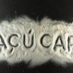 O açúcar