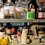 Limpando a bagunça do laboratório