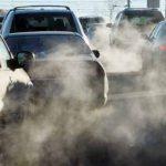 Poluição proveniente dos gases