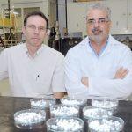 Cerâmica contra emissão de gás carbônico