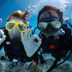 A pressão parcial e os mergulhadores