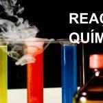 Reações Químicas (reconhecimento)
