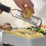 Ralador de queijo tem material radioativo