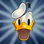 A Voz do Pato Donald!