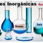 Funções da química inorgânica: BASES
