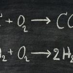 Esquema sobre mol; moléculas e cálculos de fórmulas