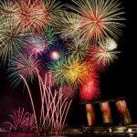 A química dos fogos de artifício